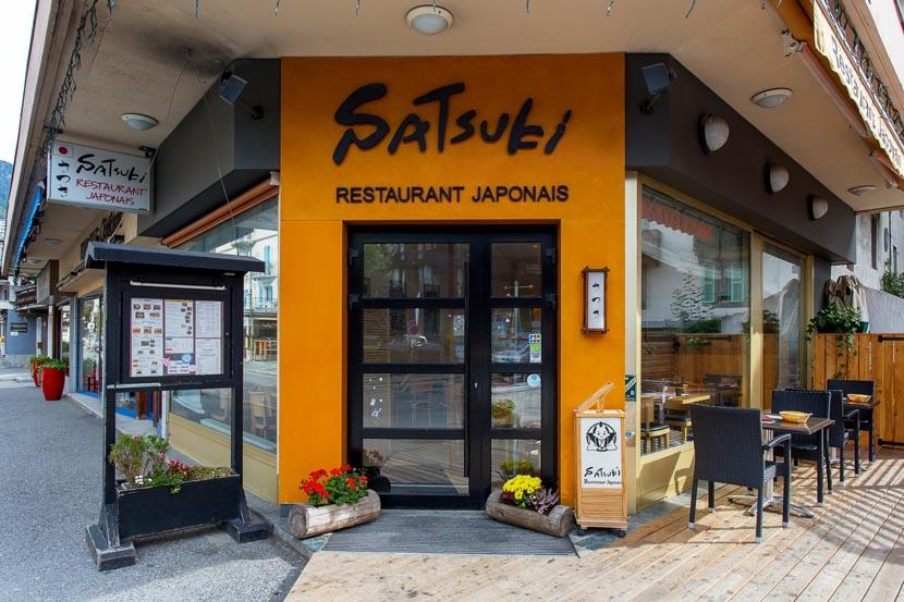 Restaurant japonais chamonix satsuki - Restaurant japonais cuisine devant vous ...